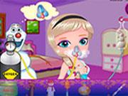 Baby Elsa Skin Allergy