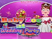 Baby Zoe At Wedding Party