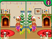 Christmas Spot Differences