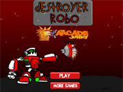 Destroyer Robo
