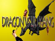 Dragon Vs Liu Kang