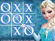 Elsa Frozen Fever TicTacToe