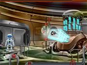 Escape from the Alien Ship