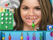 Gemma Atkinson at Dentist