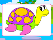 Happy Turtles Coloring