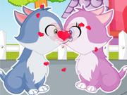 Kitten Love Kiss