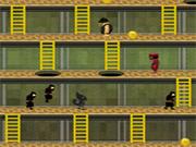 Ninja Ladder War