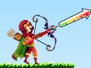 Robin Shoot Apple