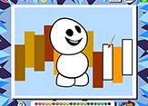 Snowgie from FROZEN