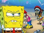 Spongebob VS Zombies