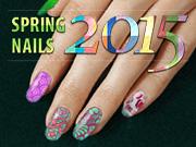 Spring Nails 2015