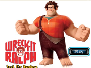 Wreck it Ralph – Spot the Numbers