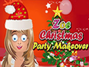 Zoe Christmas Party Makeover