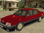 Alfa Romeo Hidden Letters