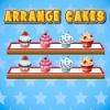 Arrange Cakes