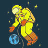 Astronaut Coloring
