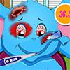 Baby Jumbo Face Injury