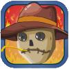 Burning Scarecrow