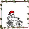Christmas Santa Winter Ride