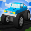 Cubic Monster Truck