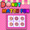 Donut Match Fun