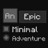 Epic Minimal Adventure