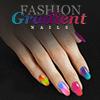 Fashion Gradient Nails