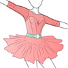 Fashion Studio – Ballerina