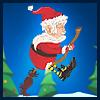 Fly Santa, fly!