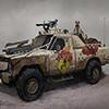 Hyena Anti Zombie Unit