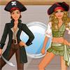 Makeover Studio – Pirate Girl