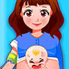 Mom Give Birth Newborn Baby