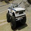 Police Monster Truck 3D