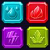 Splashy Jewels Puzzle Game
