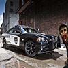 SXT Zombie Police Car