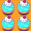 Tasty Cute Kitty Cupcakes
