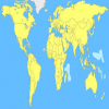 The country maps quiz Lojë nga Gjeografia Loje me hartë