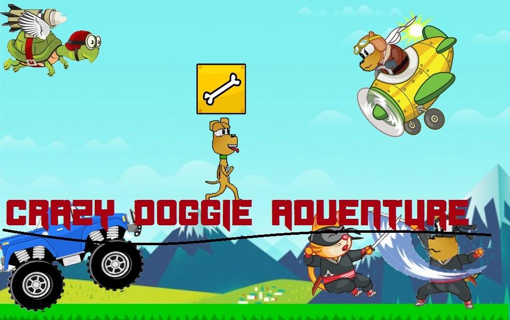 crazy doggie adventure