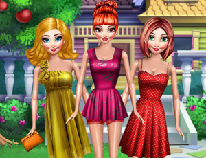 Dolls Spring Outfits