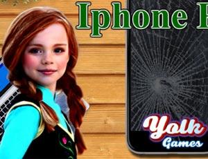 Frozen Anna Iphone Repair