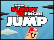 Super Bloody Finger Jump