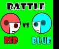 Battle  Red Vs Blue