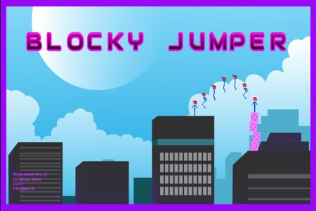 Blocky Jumper
