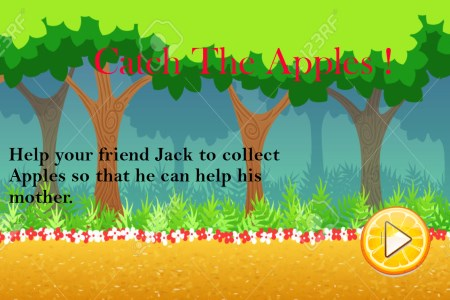 Catch The Apples