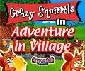 Crazy Squirrels – Adventure in Village