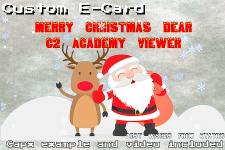 Customized E-Card
