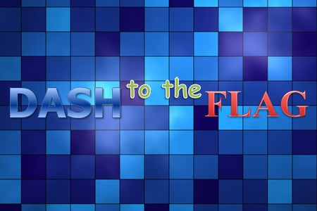 Dash to the Flag