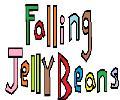 Falling jellyBeans