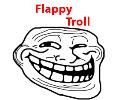 Flappy Troll