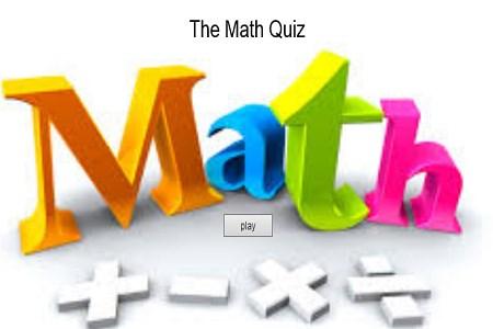 Mathquiz